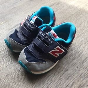 Toddler size 7 New Balance sneakers